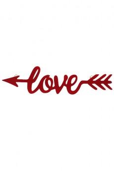 Украшение для интерьера настенное «Любовь»