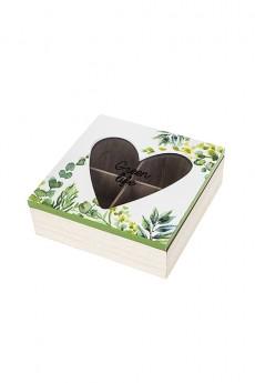 Шкатулка «Нежность листвы»