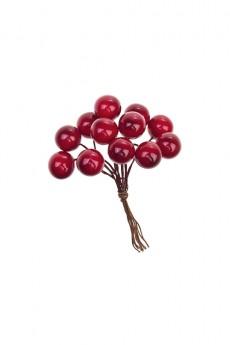 Украшение для интерьера «Красные ягодки»