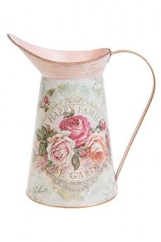 Ваза декоративная «Королевские розы»