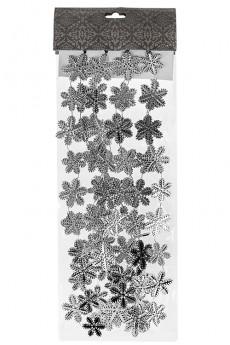 Гирлянда декоративная «Россыпь снежинок»