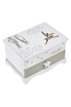 Шкатулка для ювелирных украшений «Балерина»
