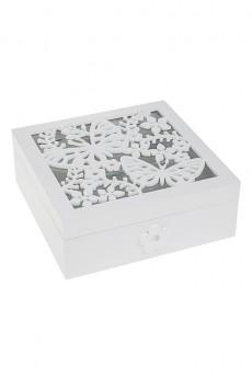 Шкатулка для ювелирных украшений «Бабочки»