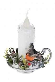 Украшение для интерьера светящееся «Волшебная свеча»