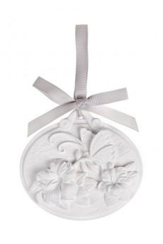 Украшение для интерьера аромат. «Медальон с бабочкой»