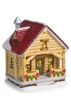 Украшение для интерьера светящееся «Деревянный дом»