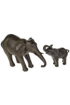 Фигурка «Слоненок с мамой»
