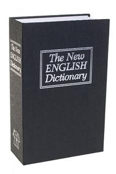 Сейф «Словарь английского»
