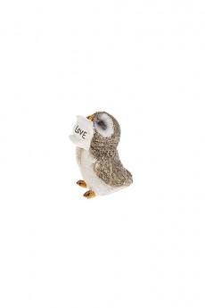 Фигурка «Влюбленная сова»