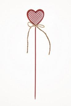 Украшение декоративное «Двойное сердце»