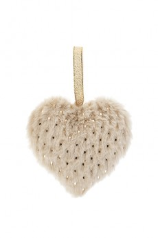 Украшение декоративное «Нежное сердце»