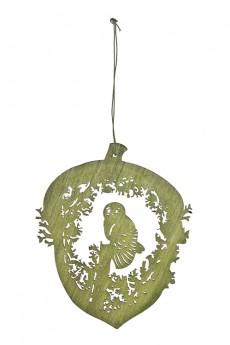 Украшение декоративное «Загадочная сова»