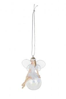 Украшение декоративное «Феечка на шаре»