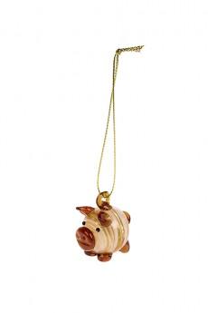 Украшение декоративное «Полосатая свинюшка»