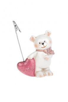 Держатель для фото «Влюбленный медвежонок»