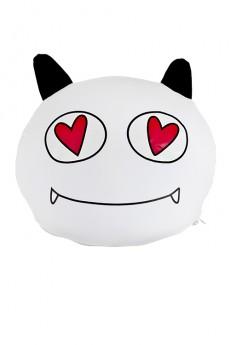 Игрушка/подушка-подголовник «Дьяволенок в сердцах»