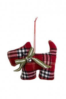 Игрушка мягконабивная «Шотландский песик»