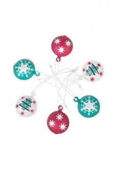 Набор украшений декоративных «Новогодние подвески»