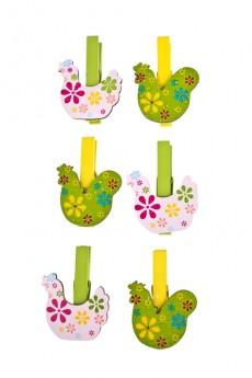 Набор украшений декоративных «Весна»