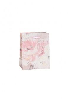 Пакет подарочный «Бархатные розы»
