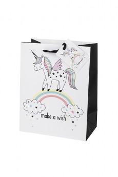 Пакет подарочный «Make a wish»