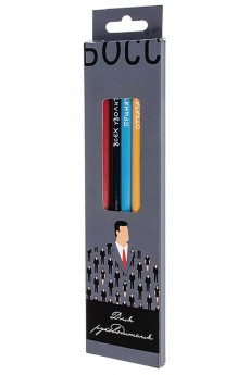 Набор карандашей «Босс»
