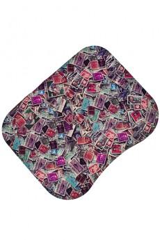 Подставка для ноутбука с подушкой «Почтовые марки»