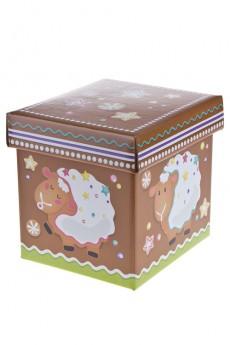 Коробка подарочная «Пряничная овечка»