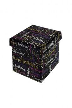 Коробка подарочная «Время поздравлений»
