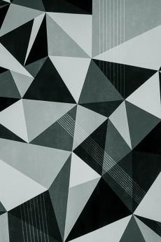Бумага упаковочная «Геометрическая»