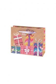 Пакет подарочный «С Днем Рождения!»
