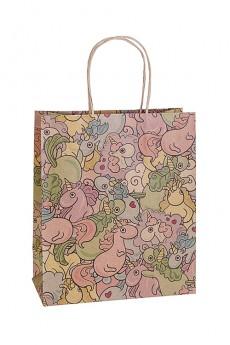 Пакет подарочный «Unicorns»