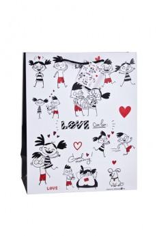 Пакет подарочный «Превратности любви»