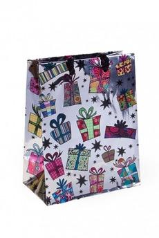 Пакет подарочный «Звездопад подарков»