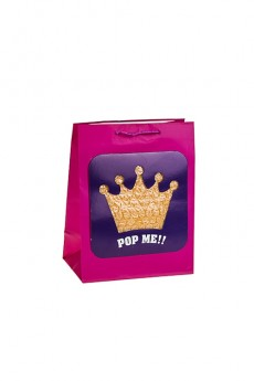 Пакет подарочный «Корона»