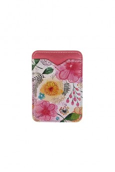 Держатель для карточки-пропуска «Волшебные цветы»