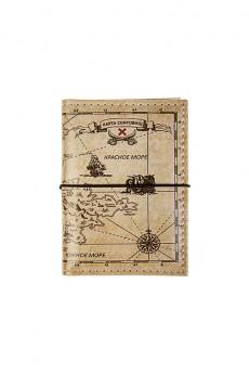 Держатель для дисконтных карт/визиток «Карта сокровищ»