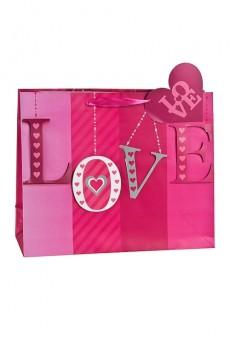 Пакет подарочный «Беззаветная любовь»