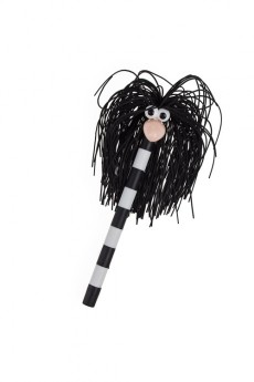Ручка шариковая «Волосатое чудище»