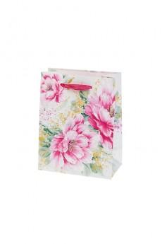 Пакет подарочный «Нежные цветы»