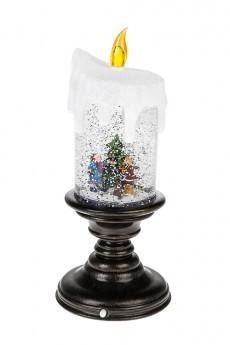 Украшение новогоднее светящееся «Детвора у елки»