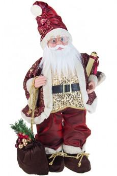 Украшение новог. музык.-двиг. «Дед Мороз с подарками»