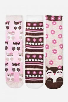 Набор носков «Совушки»