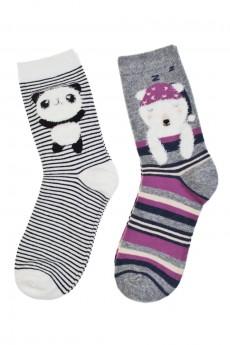 Набор носков женских «Слиппинг»