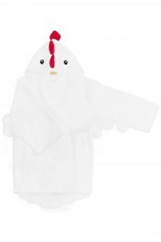 Халат-полотенце детский «Петушок»