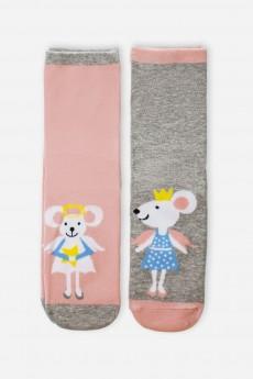 Набор носков «Мышки-принцессы»