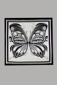 Шарф «Бабочка»