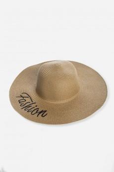 Шляпа летняя «Фэшн»