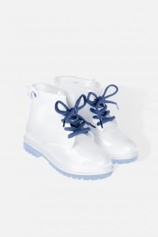 Ботинки резиновые детские «Уайт энджл»