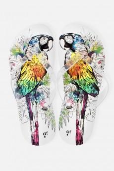 Шлепанцы женские «Попугай»